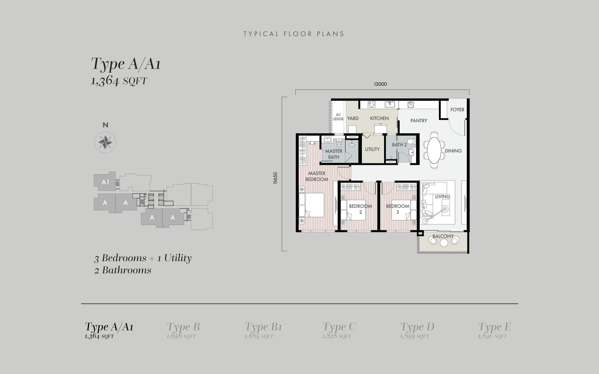 Residensi Astrea Mont Kiara